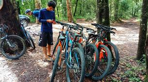 Mountain bike-Chiang Mai-Cross Country mountain biking in Doi Suthep National Park-1