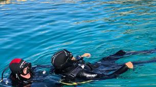 Scuba Diving-Maspalomas, Gran Canaria-PADI Scuba Diver course near Playa del Inglés, Maspalomas-3