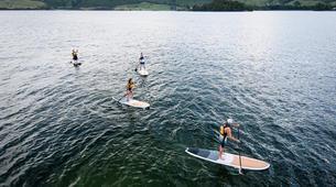 Stand up Paddle-Rotorua-SUP Tour on Rotorua Lake-6