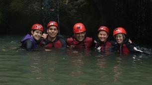 Canyoning-Oviedo-Cuasacas canyon in Proaza near Oviedo-4