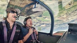 Aerobatics-Wanaka-Aerobatics Lesson in Wanaka-2