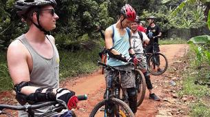 Mountain bike-Chiang Mai-Cross Country mountain biking in Doi Suthep National Park-7