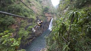Canopy Tours-Magoebaskloof-Zipline canopy tour in Groot Letaba River gorge-1