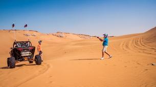 Quad biking-Dubai-Dune Buggy Safari in Dubai-9