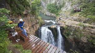 Canopy Tours-Magoebaskloof-Zipline canopy tour in Groot Letaba River gorge-6