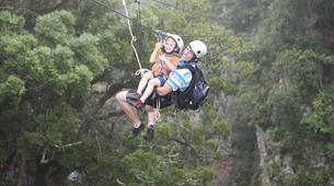 Canopy Tours-Magoebaskloof-Zipline canopy tour in Groot Letaba River gorge-2