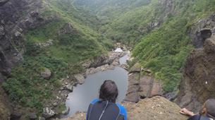 Canyoning-Chutes de Tamarin - Gorges de Rivière Noire-Initiation Canyoning aux 7 Cascades de Tamarin, Maurice-2