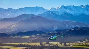 Helicoptère-Kaikoura-Coastal Discovery Helicopter Tour over Kaikoura-1