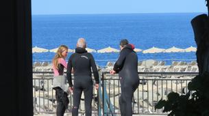 Scuba Diving-Maspalomas, Gran Canaria-PADI Scuba Diver course near Playa del Inglés, Maspalomas-1