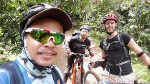 Mountain bike-Chiang Mai-Cross Country mountain biking in Doi Suthep National Park-9