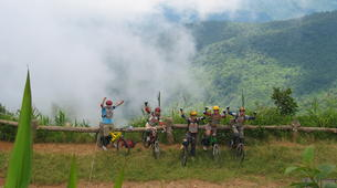 Mountain bike-Chiang Mai-Cross Country mountain biking in Doi Suthep National Park-2