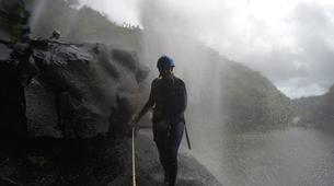 Canyoning-Chutes de Tamarin - Gorges de Rivière Noire-Initiation Canyoning aux 7 Cascades de Tamarin, Maurice-3