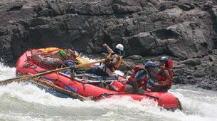 Rafting-Victoria Falls-Rafting on the Zambezi River-4