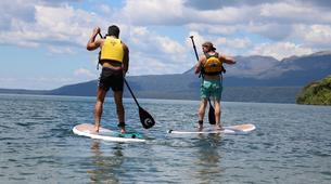 Stand up Paddle-Rotorua-SUP Tour on Rotorua Lake-1