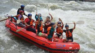 Rafting-Victoria Falls-Rafting on the Zambezi River-3