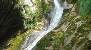 Canyoning-Oviedo-Cuasacas canyon in Proaza near Oviedo-3