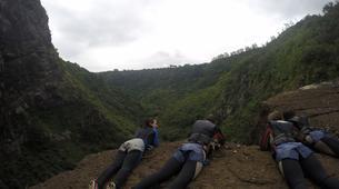 Canyoning-Chutes de Tamarin - Gorges de Rivière Noire-Initiation Canyoning aux 7 Cascades de Tamarin, Maurice-7