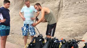 Scuba Diving-Maspalomas, Gran Canaria-PADI Scuba Diver course near Playa del Inglés, Maspalomas-2