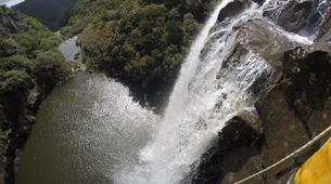 Canyoning-Chutes de Tamarin - Gorges de Rivière Noire-Initiation Canyoning aux 7 Cascades de Tamarin, Maurice-9