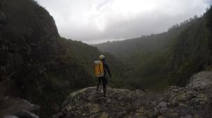 Canyoning-Chutes de Tamarin - Gorges de Rivière Noire-Initiation Canyoning aux 7 Cascades de Tamarin, Maurice-8