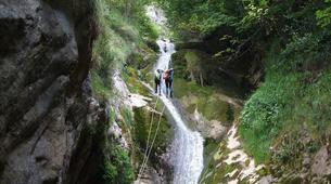 Canyoning-Oviedo-Cuasacas canyon in Proaza near Oviedo-1