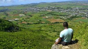 Randonnée / Trekking-Port-Louis (Maurice)-Randonnée au Pouce près de Port-Louis-3