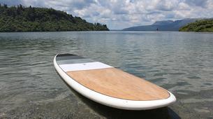 Stand up Paddle-Rotorua-SUP Tour on Rotorua Lake-4