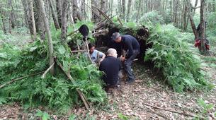 Survival Training-Forest of Sénart-Stage de Survie en Forêt près de Paris-5