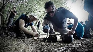 Survival Training-Courchevel, Les Trois Vallées-Stage de Survie 4 Jours à Courchevel-2