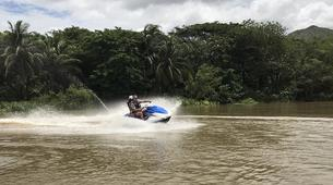 Jet Skiing-Kanchanaburi-Private Jet Ski Safari on the River Kwai-4