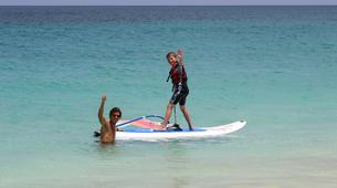 Windsurfing-Sal-Windsurfing lessons near Santa Maria, Cape Verde-1