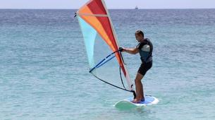 Windsurfing-Sal-Windsurfing lessons near Santa Maria, Cape Verde-3