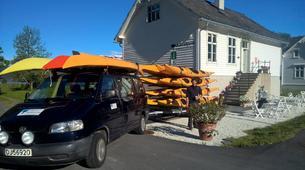 Kayak de mer-Jondal-Fjord sea kayaking in Jondal-4