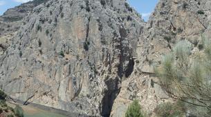 Hiking / Trekking-Malaga-Caminito del Rey hiking trip from Malaga-5