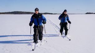 Skilanglauf-Rovaniemi-Cross-Country Skiing in Lapland-4