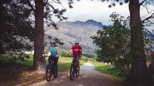 Mountain bike-Queenstown-Supported mountain biking on the Queenstown Trails-5