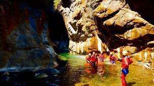 Canyoning-Cirque de Salazie, Hell-Bourg-Canyon Trou Blanc à Salazie, île de la Réunion-6