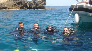 Scuba Diving-Xabia-PADI Open Water Diver course in Xabia (Javea)-1