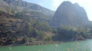 Hiking / Trekking-Malaga-Caminito del Rey hiking trip from Malaga-13