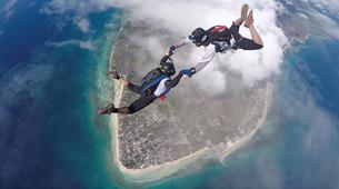Skydiving-Cebu-Tandem Skydive from Bantayan Island near Cebu-6