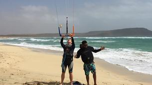 Kitesurfing-Sal-Kitesurfing Lessons in Santa Maria, Cape Verde-2