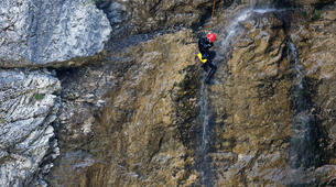 Canyoning-Garmisch-Partenkirchen-Canyoning at Stuibenfälle Gorge near Reutte-6