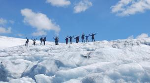 Randonnée glaciaire-Jondal-Blue ice hike on the Juklavass Glacier-3