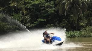 Jet Skiing-Kanchanaburi-Private Jet Ski Safari on the River Kwai-3