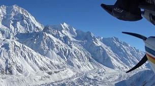 Scenic Flights-Aoraki / Mount Cook-Mount Cook 360 Scenic Ski Plane flight-5