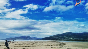 Kitesurfing-Tarifa-Private and semi private kitesurfing lessons in Playa de los Lances-2