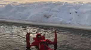Glisse alternative-Rovaniemi-Ice Floating Experience in Lapland-4