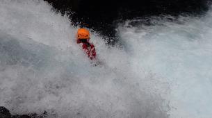 Canyoning-Rivière Langevin, Saint-Joseph-Canyon du Grain Galet, Rivière Langevin à La Réunion-6