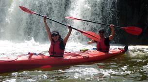 Sea Kayaking-Paihia-Classic Kayaking in Haruru Falls, Bay of Islands-4