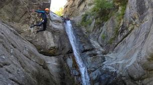 Canyoning-Céret-Canyon of Les Anelles in Ceret, near Costa Brava-1